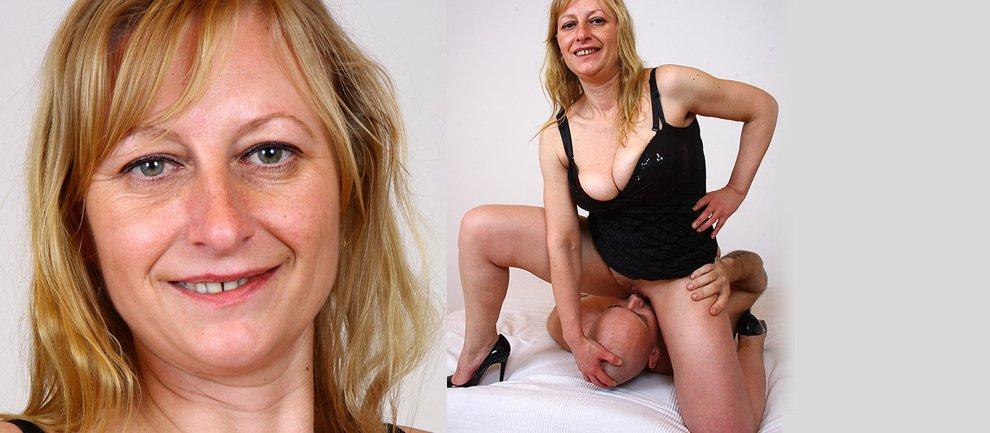 Pussy submissive amateur milf